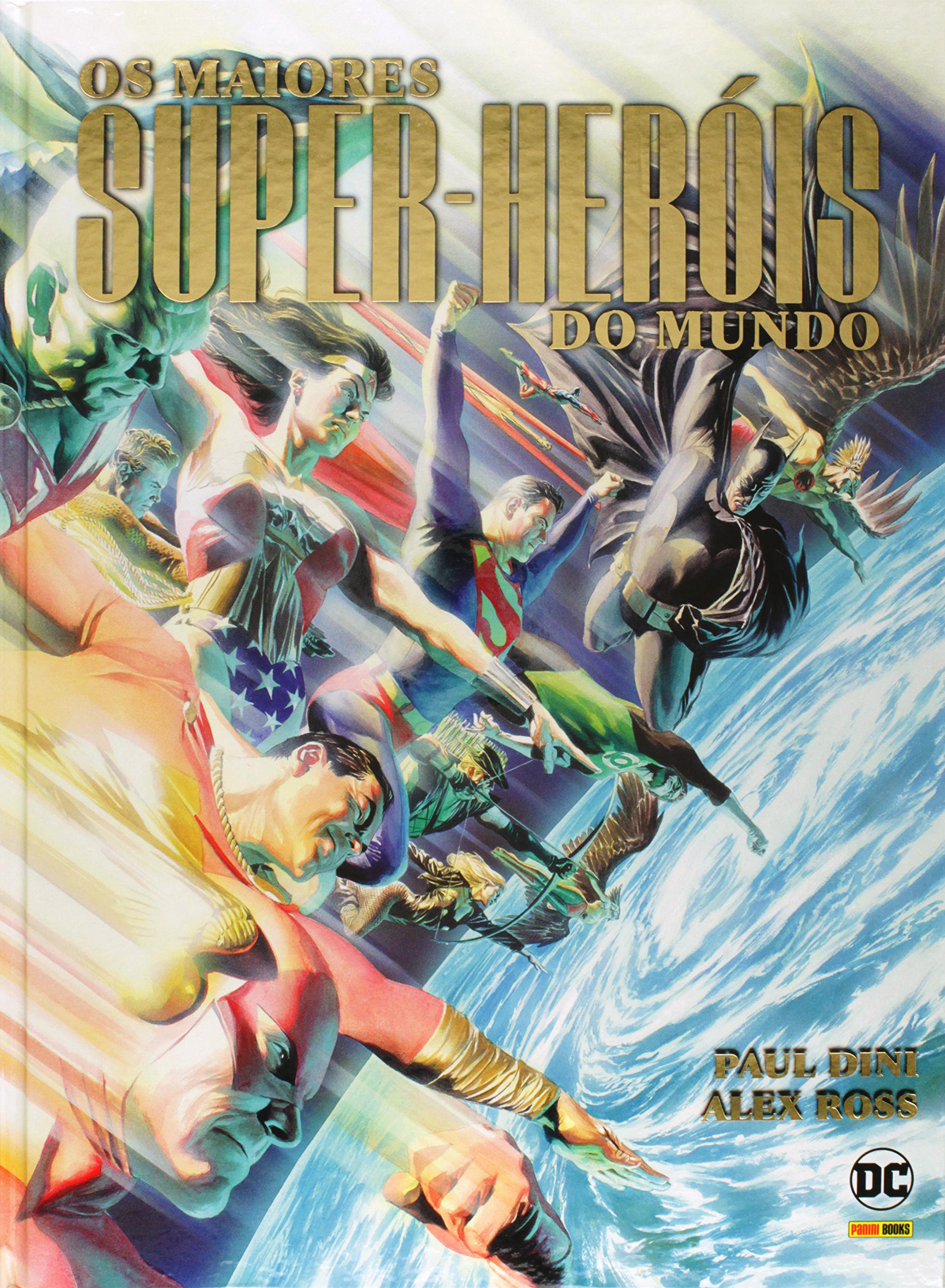 Resenha | Os Maiores Super-Heróis do Mundo