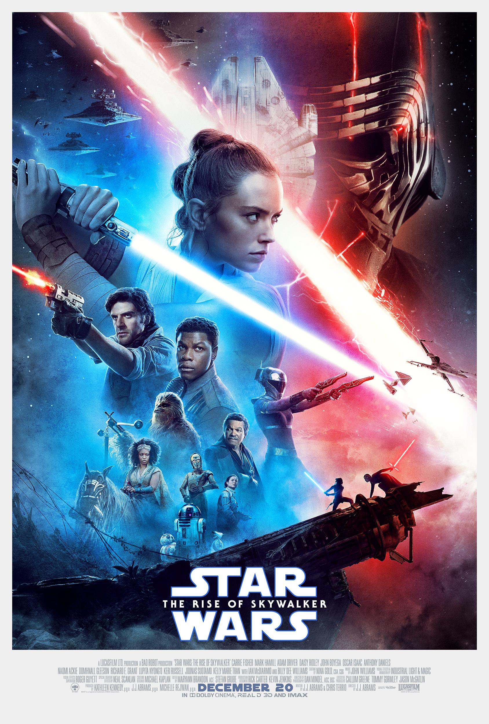 Star Wars: A Ascensão Skywalker | Comentários Sobre o Trailer Final