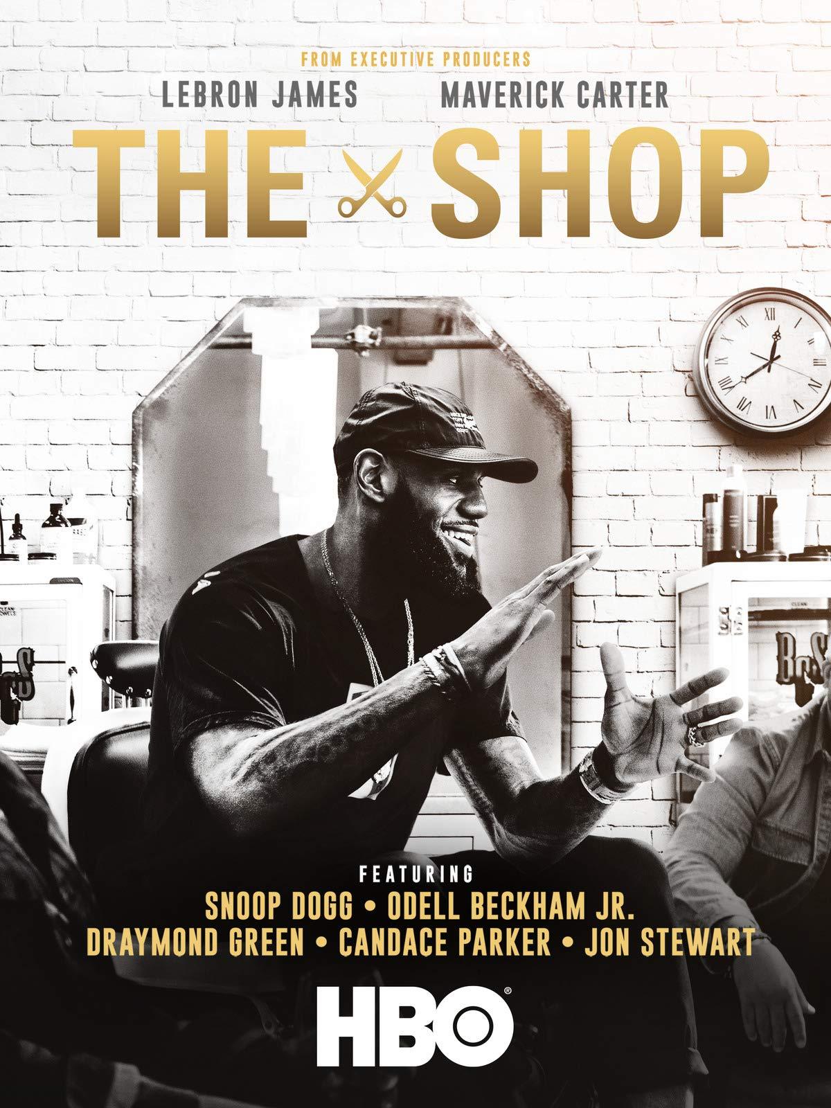 Review   The Shop – 1ª Temporada