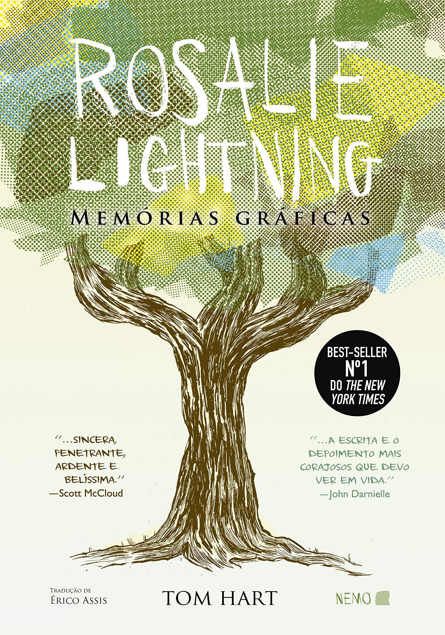 Resenha | Rosalie Lightning: Memórias Gráficas