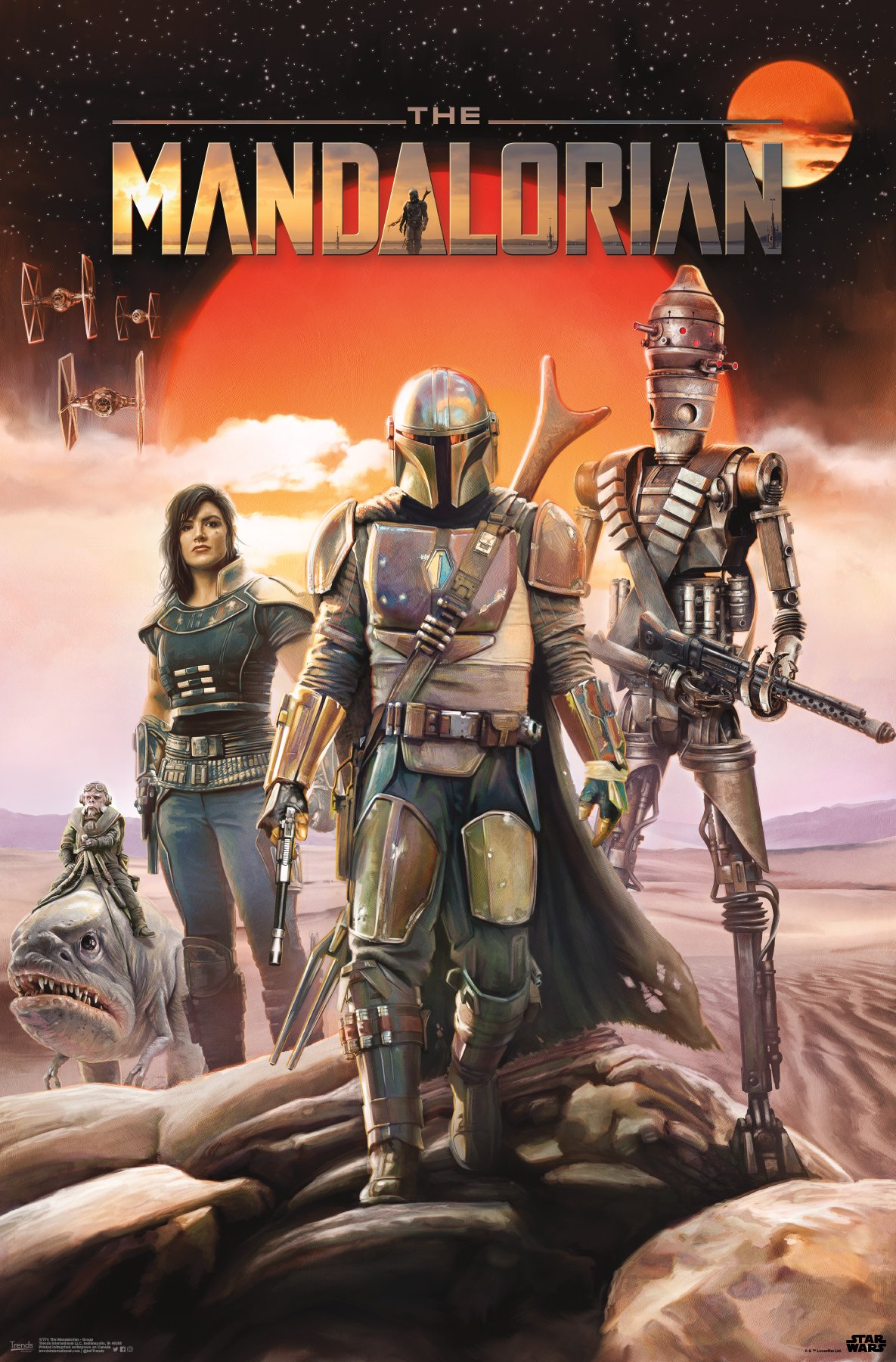 Review   The Mandalorian – Chapter Seven: The Reckoning