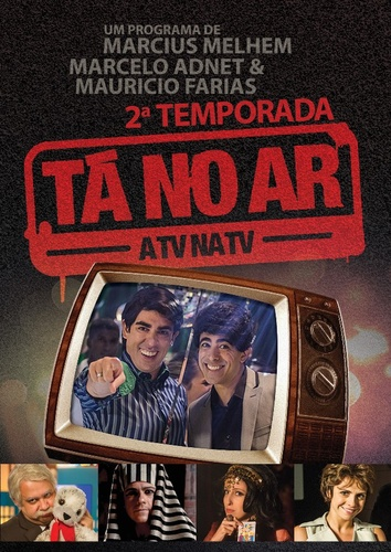 Review | Tá no Ar: A TV na TV