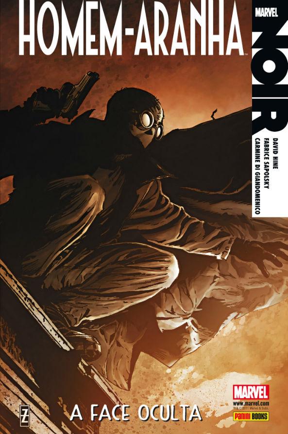 Resenha | Homem-Aranha Noir: A Face Oculta