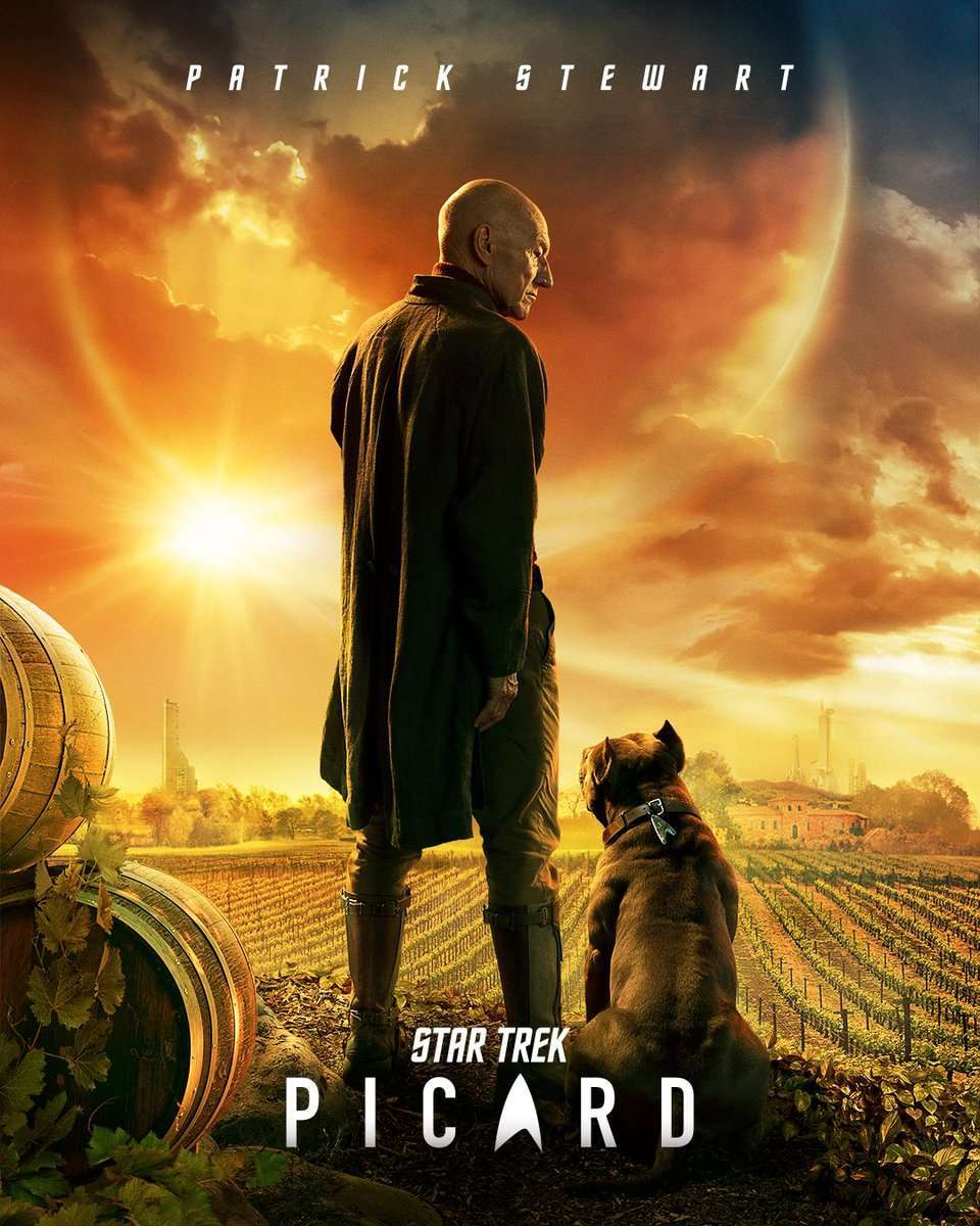 Review | Star Trek: Picard – 1ª Temporada