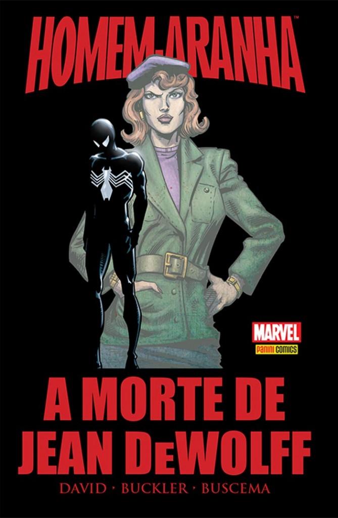 Resenha | Homem-Aranha: A Morte de Jean DeWolff