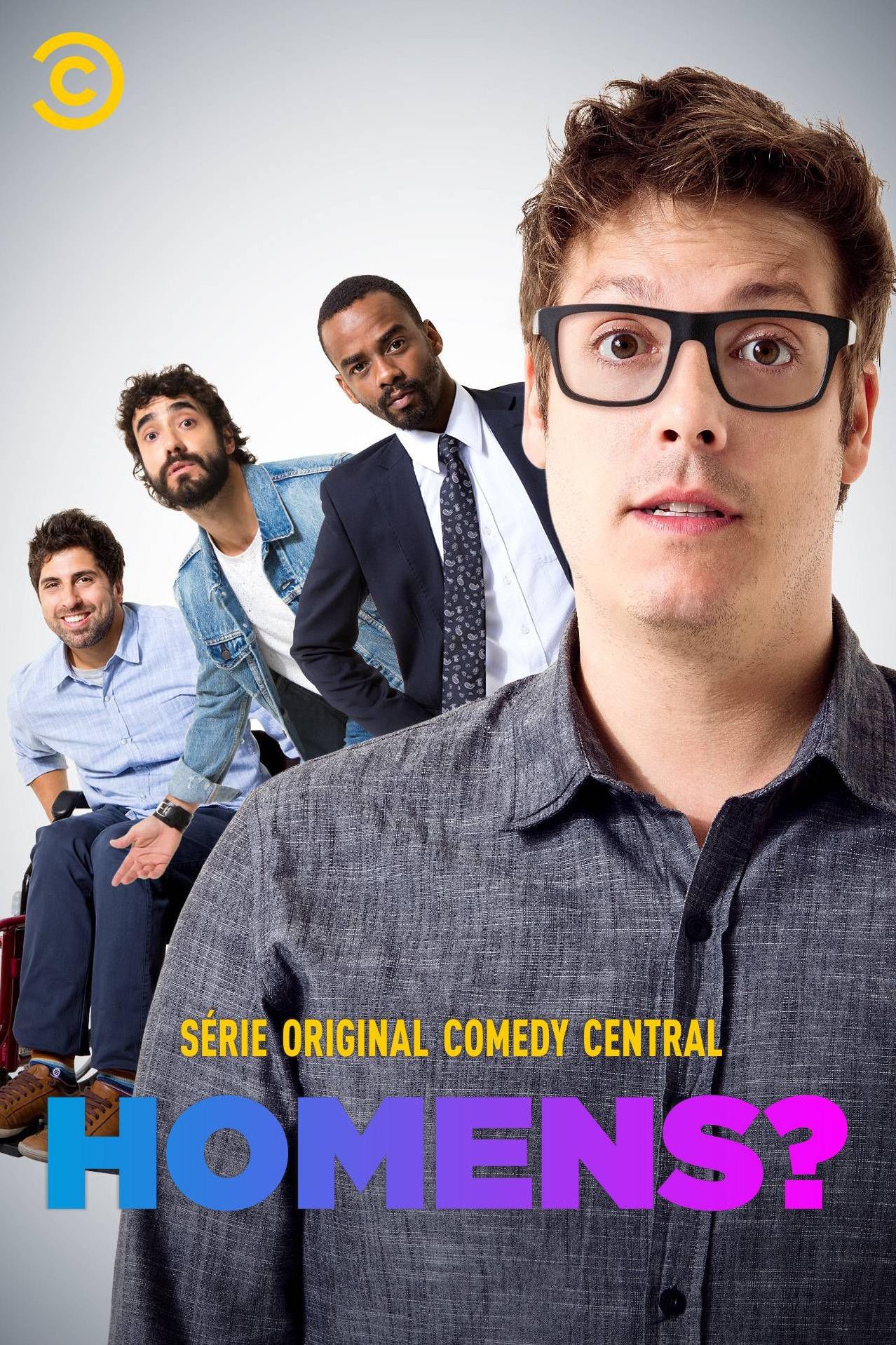 Review | Homens? – 1ª Temporada