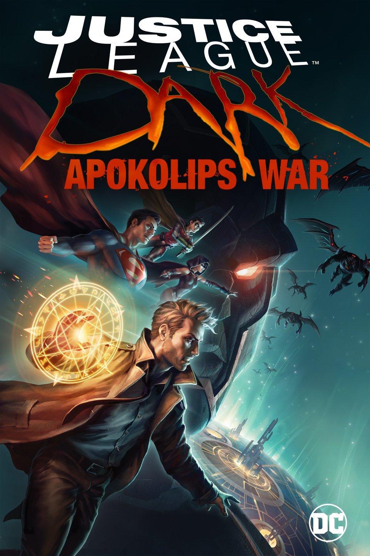 Crítica | Liga da Justiça Sombria: A Guerra de Apokolips