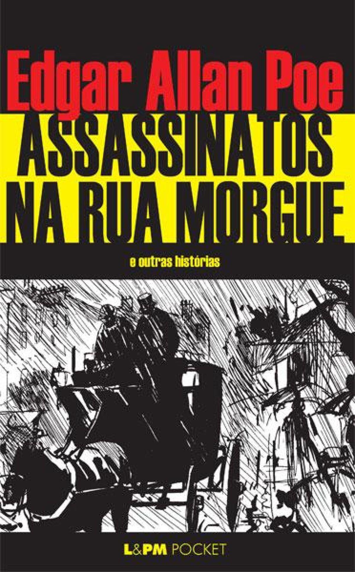 Resenha | Assassinatos na Rua Morgue e Outras Histórias – Edgar Allan Poe