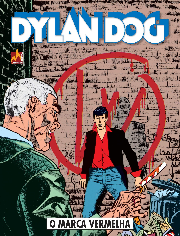 Resenha | Dylan Dog: O Marca Vermelha