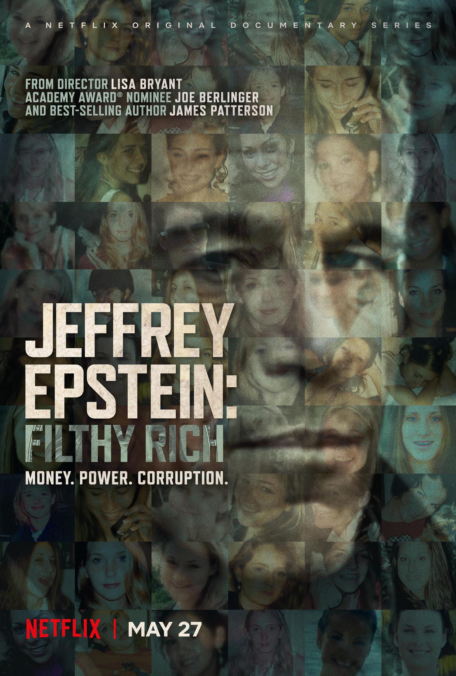 Review | Jeffrey Epstein: Poder e Perversão