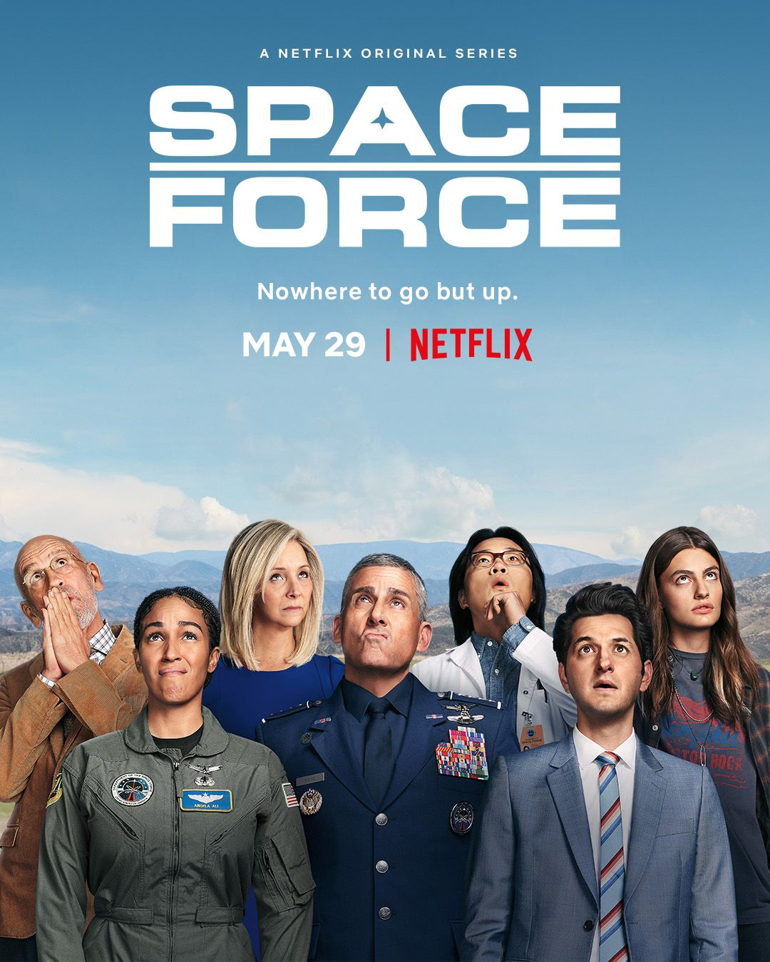 Review | Space Force – 1ª Temporada