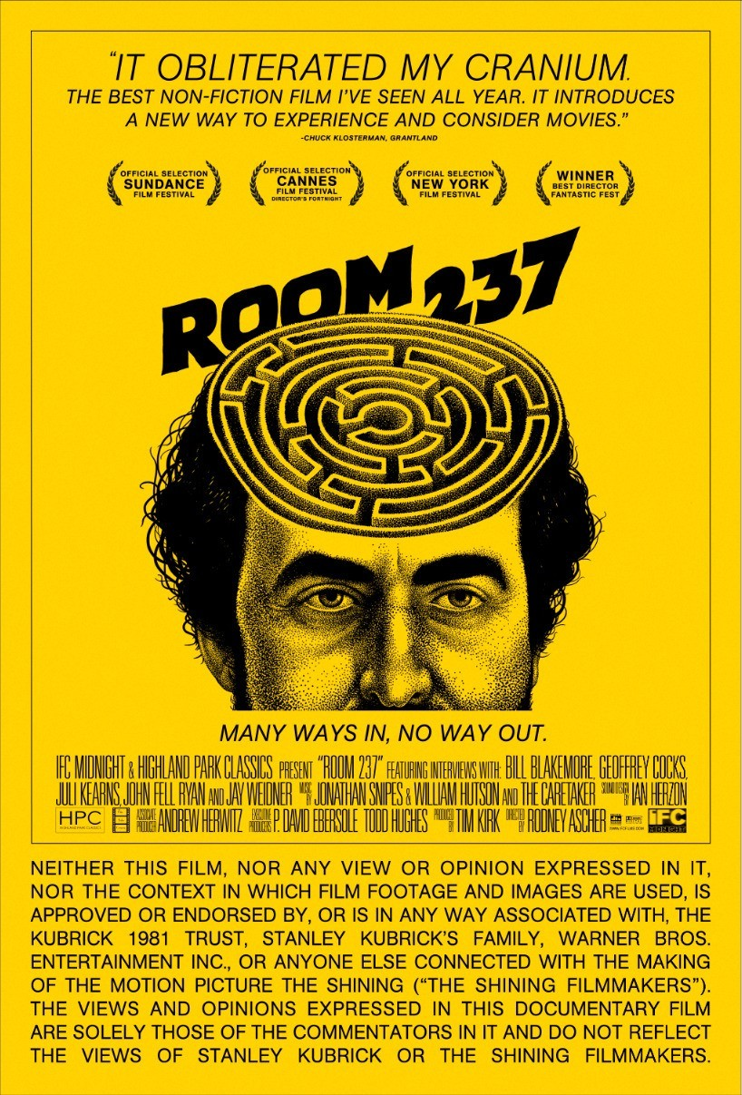 Critica   O Labirinto de Kubrick