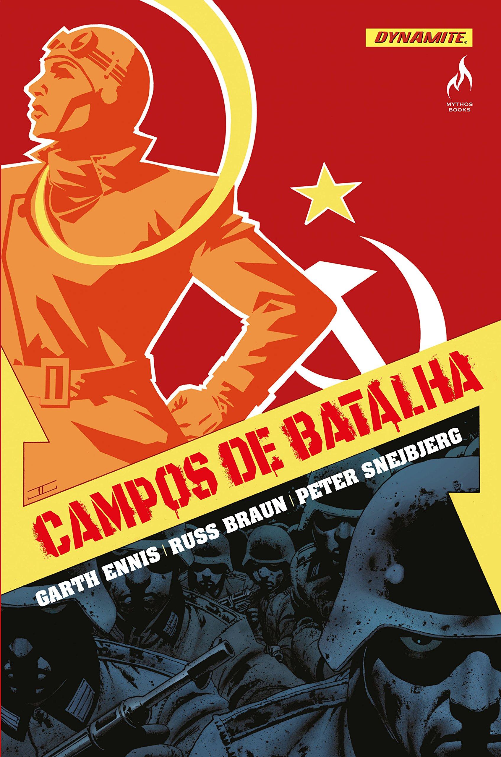Resenha   Campos de Batalha – Volume 1