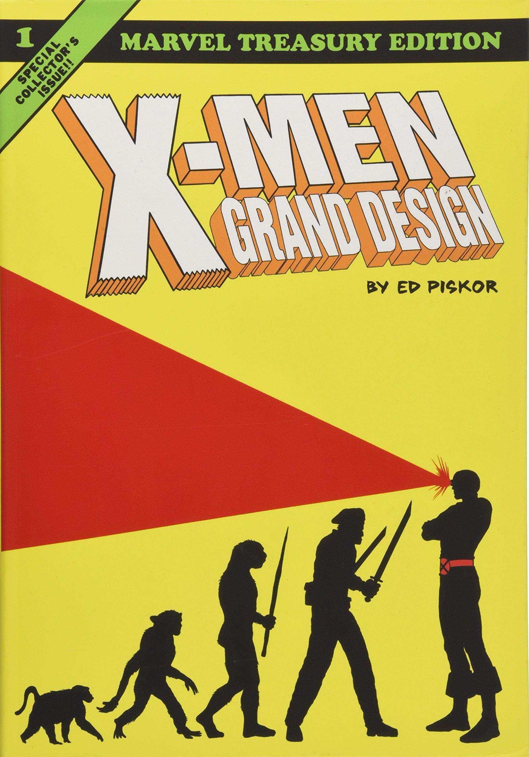 Resenha | X-Men: Grand Design – Volume 1