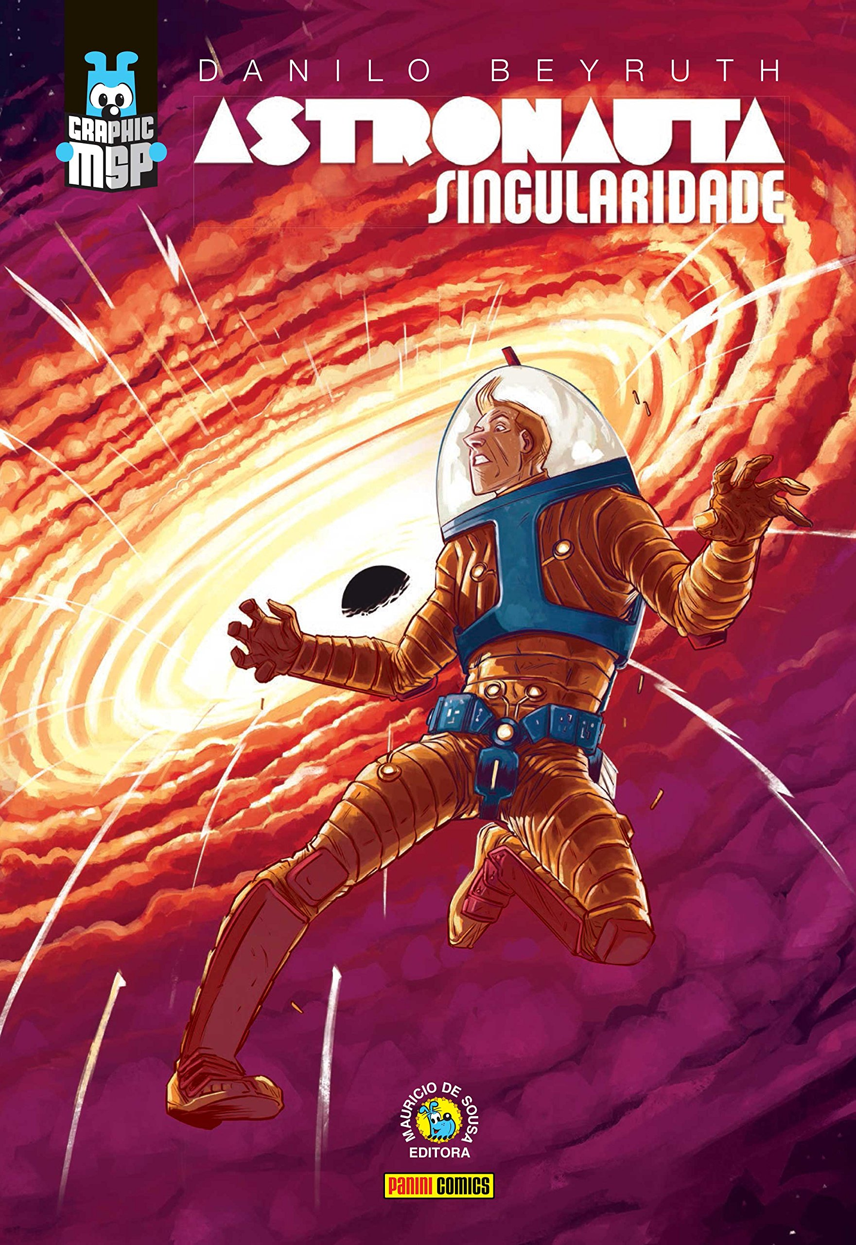 Resenha   Astronauta: Singularidade