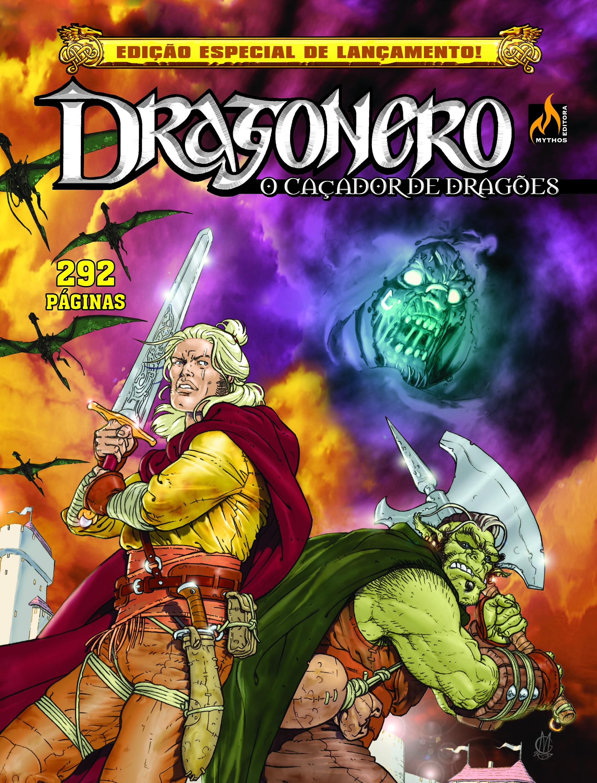 Resenha | Dragonero: O Caçador de Dragões
