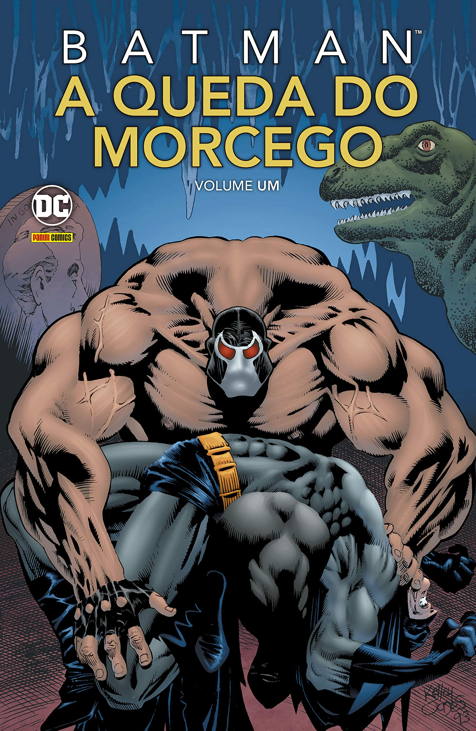 Resenha | Batman: A Queda do Morcego – Volume 1