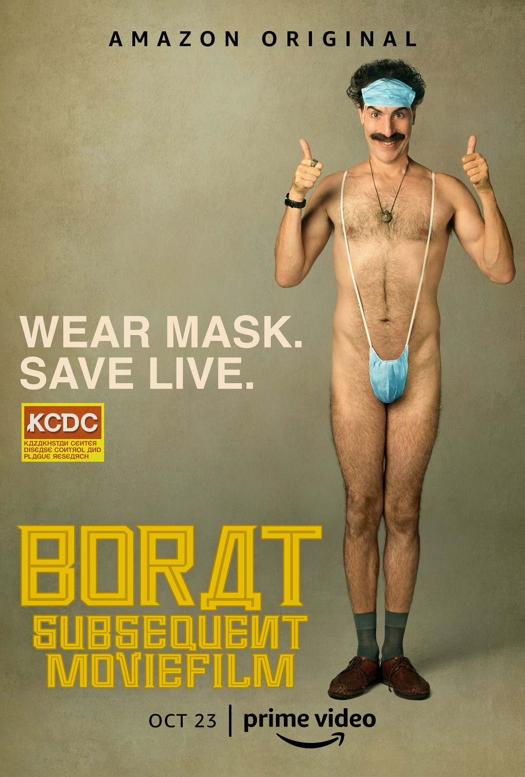 Crítica   Borat: Fita de Cinema Seguinte