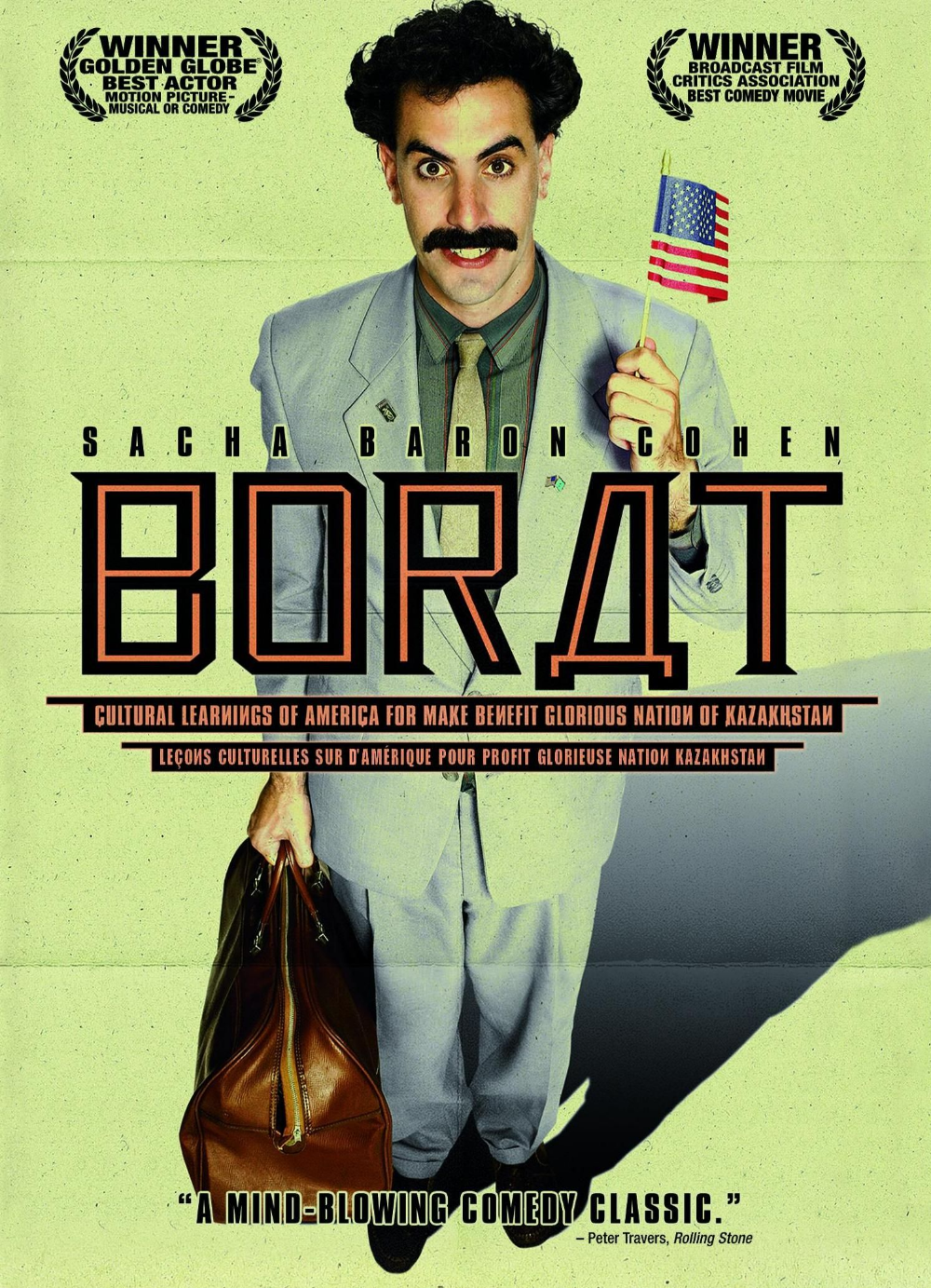 Crítica   Borat: O Segundo Melhor Repórter do Glorioso País Cazaquistão Viaja à América