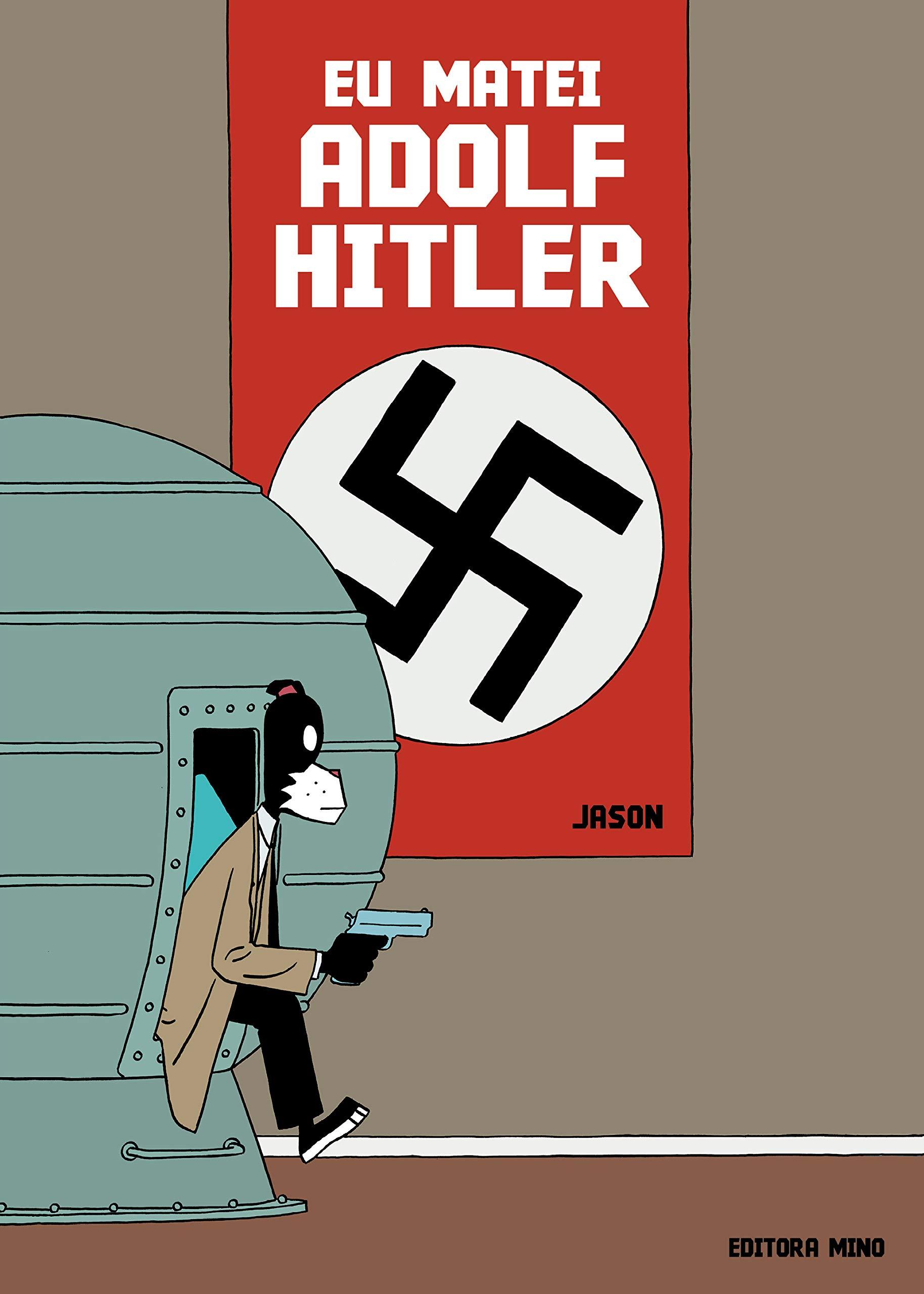 Resenha | Eu Matei Adolf Hitler