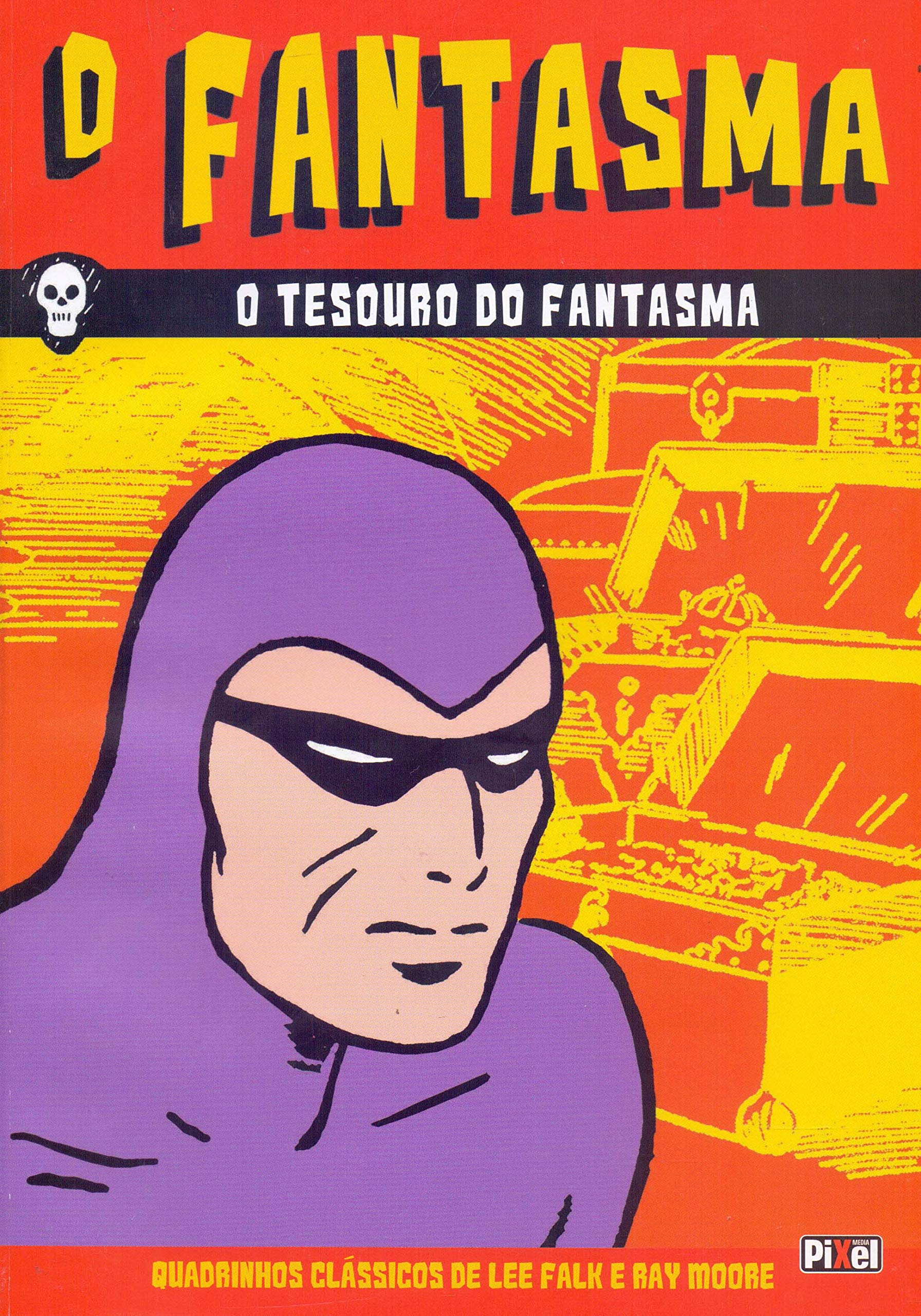 Resenha | O Fantasma: O Tesouro do Fantasma
