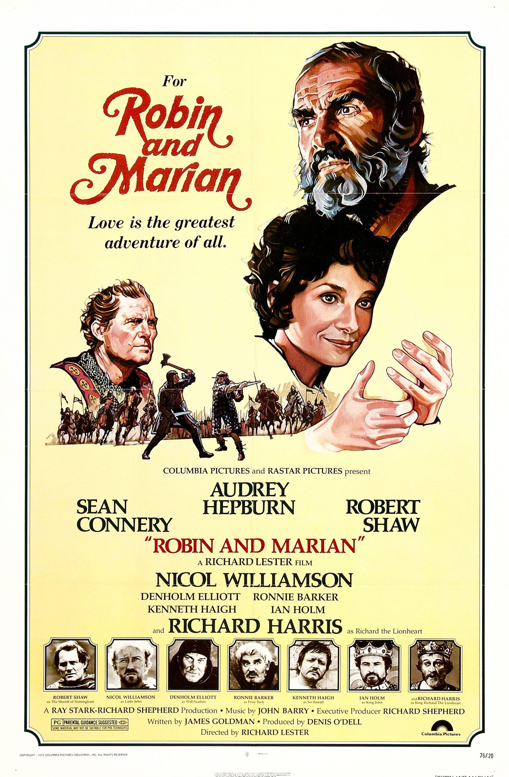 Crítica   Robin e Marian
