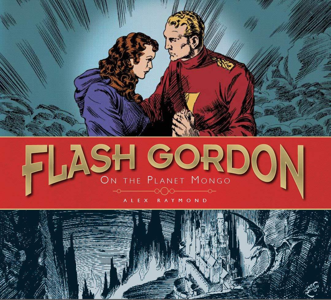 Resenha   Flash Gordon no Planeta Mongo