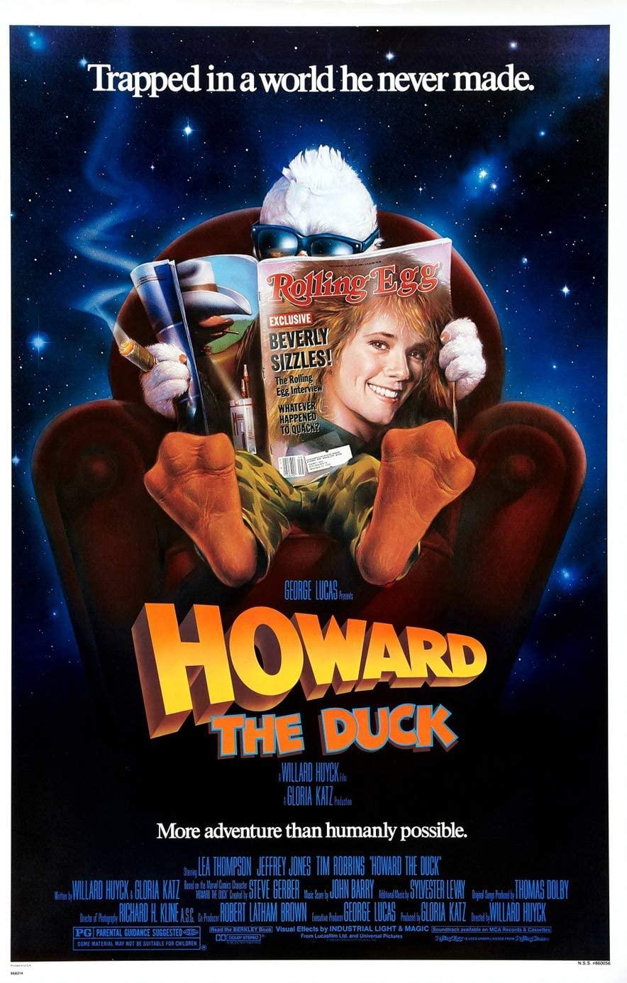 Crítica   Howard: O Super Herói
