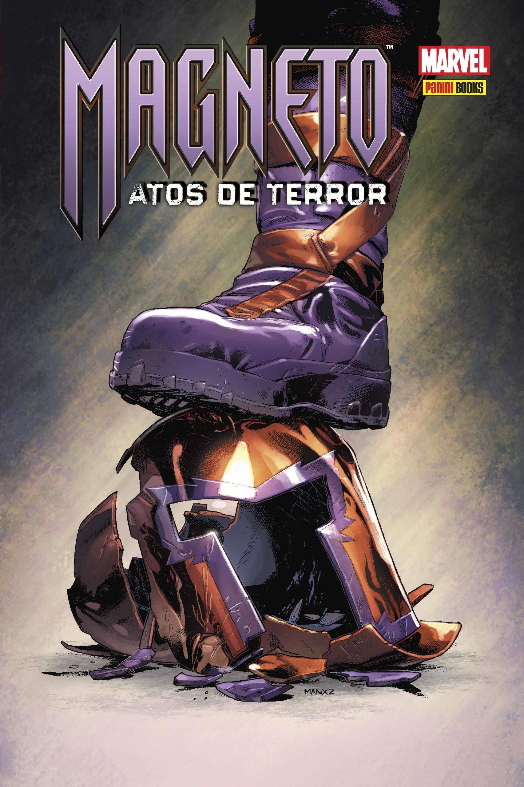 Resenha | Magneto: Atos de Terror