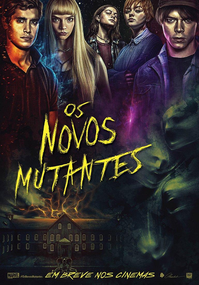 Crítica   Os Novos Mutantes