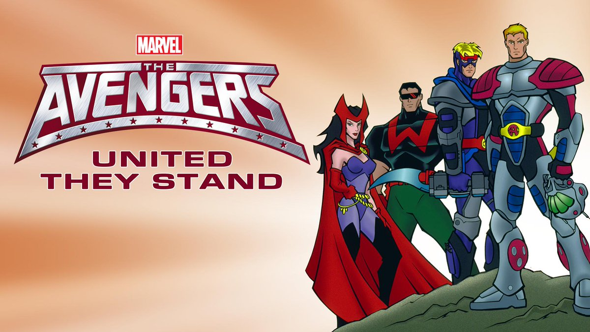 Review | The Avengers: United They Stand
