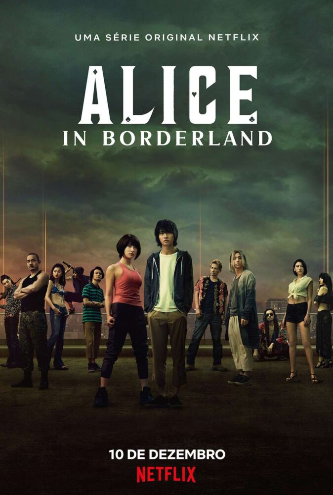 Review | Alice in Borderland – 1ª Temporada