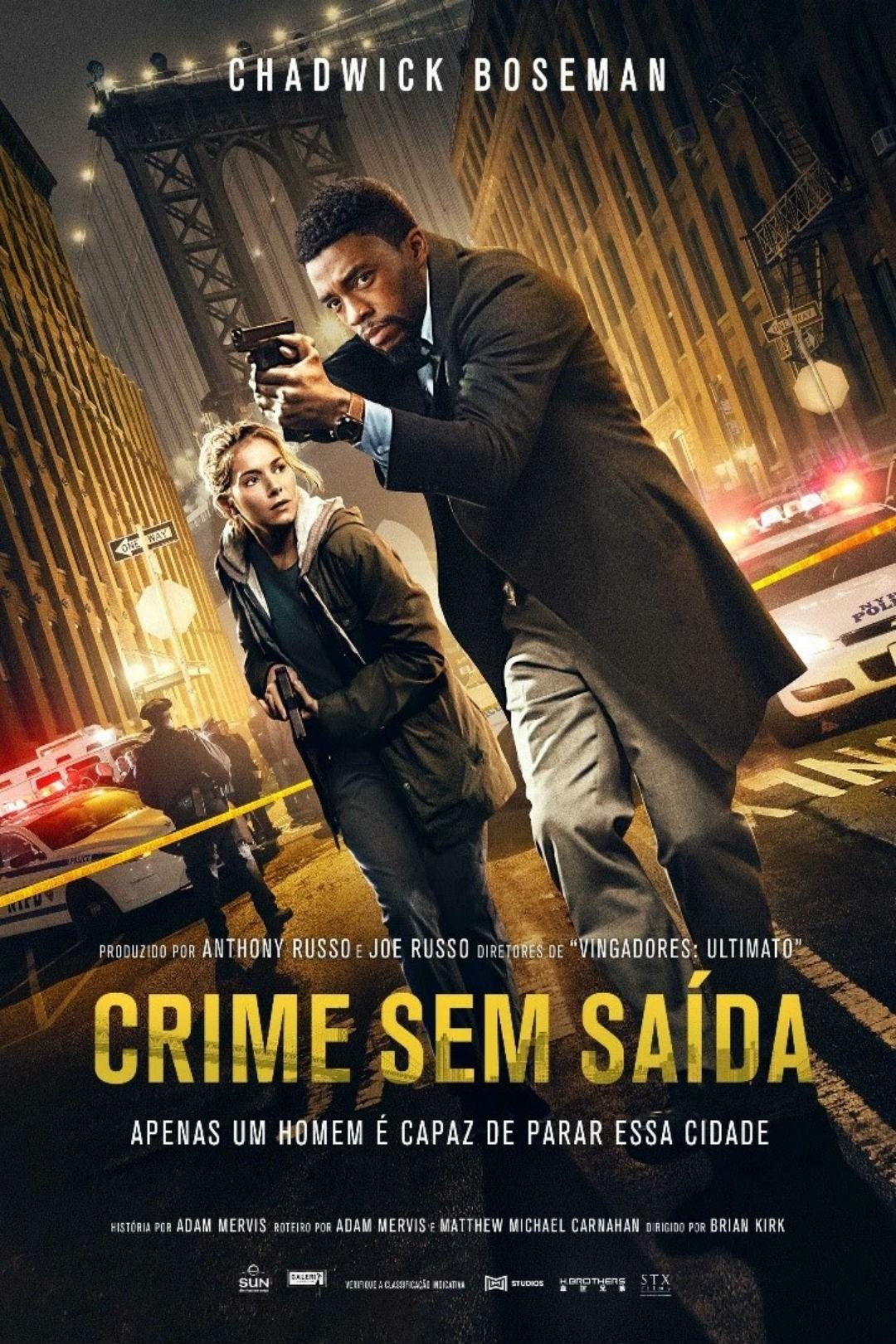 Crítica | Crime Sem Saída