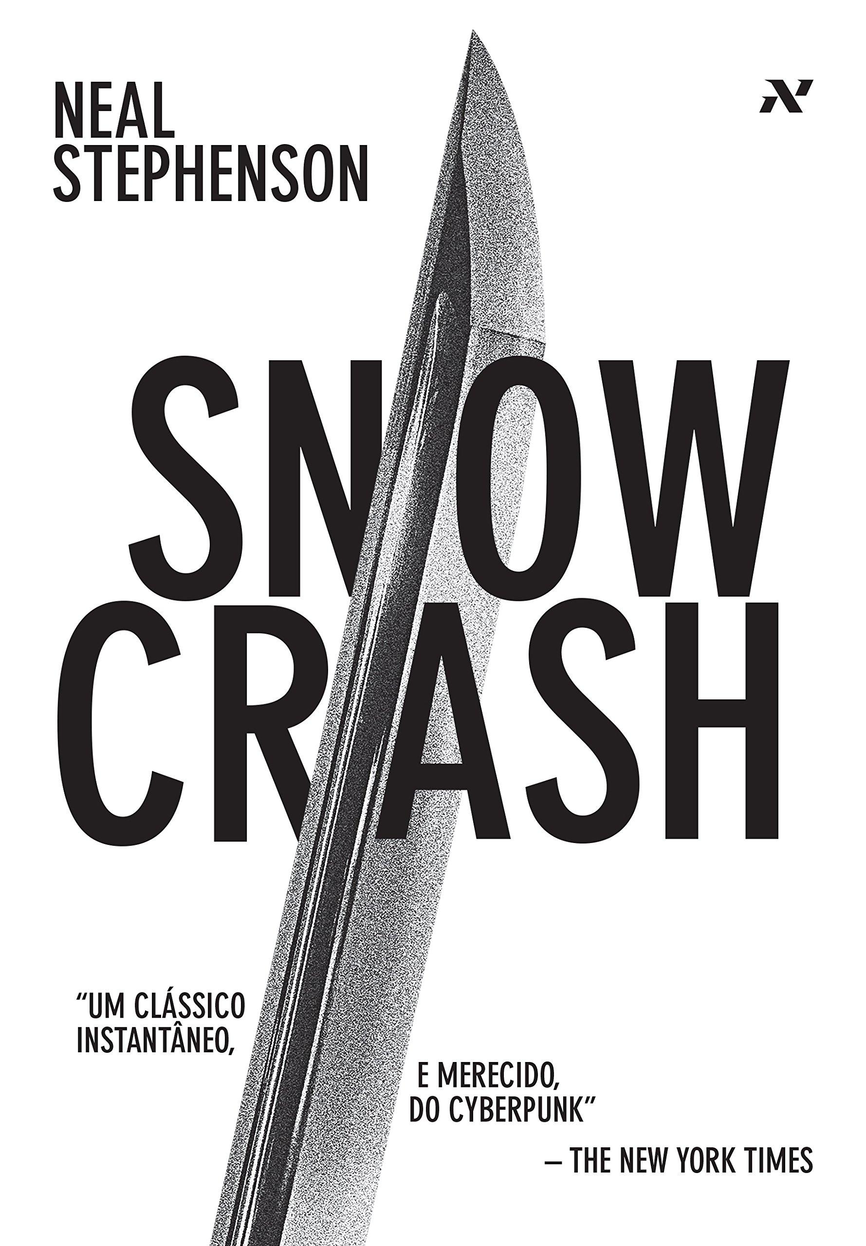 Resenha | Snow Crash (Nevasca) – Neal Stephenson