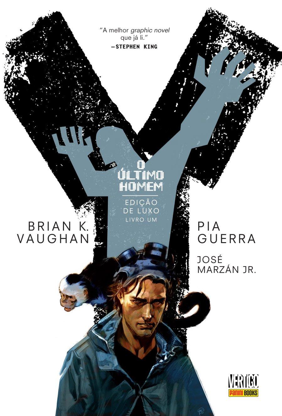 Resenha | Y: O Último Homem – Volume 1 (2)