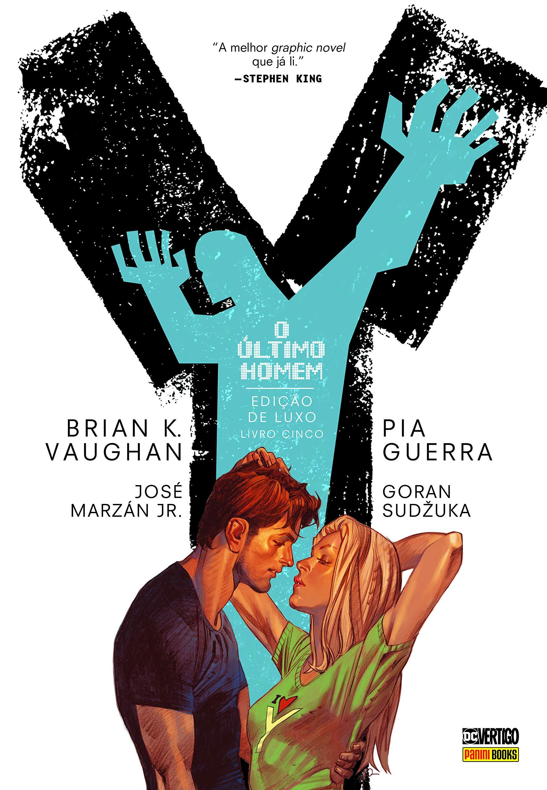 Resenha | Y: O Último Homem – Volume 5