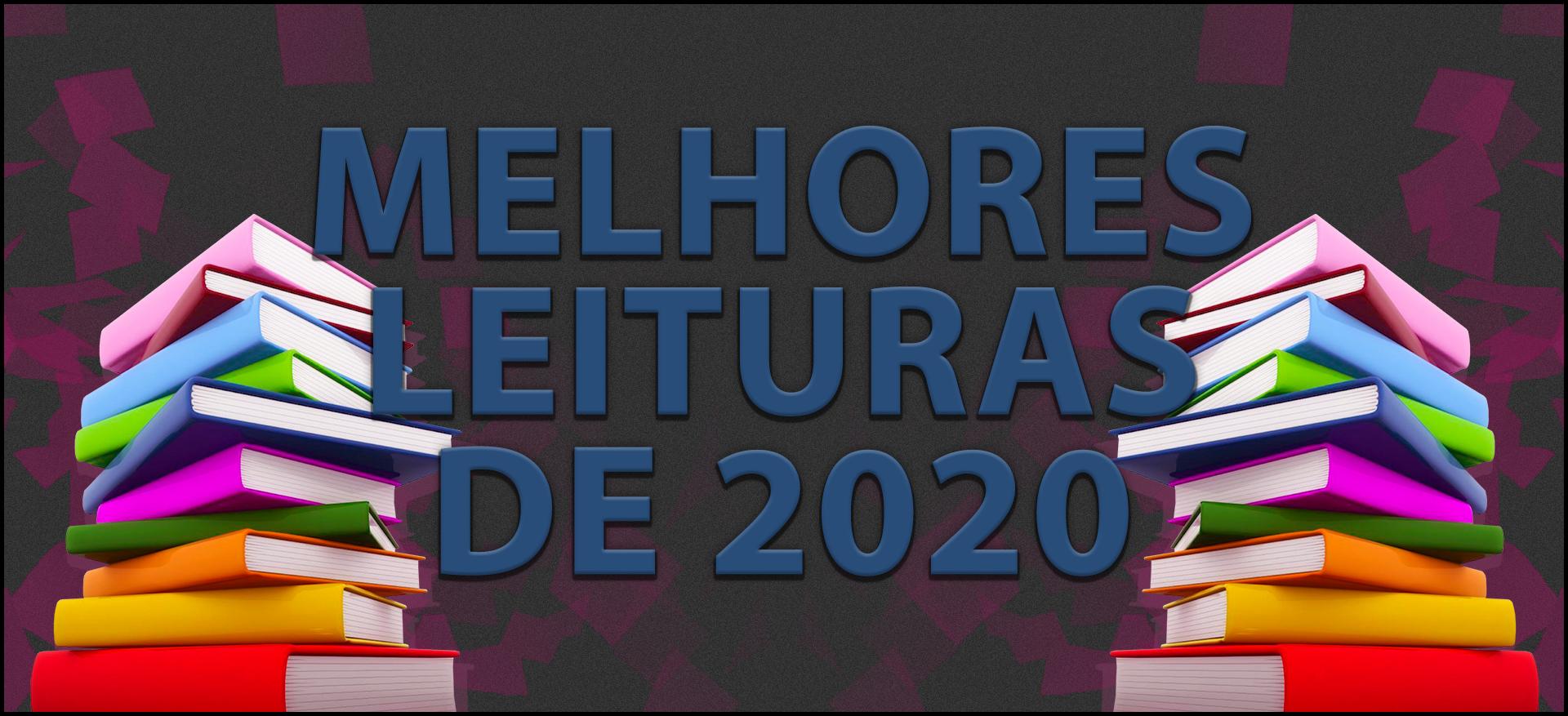Melhores Leituras em 2020