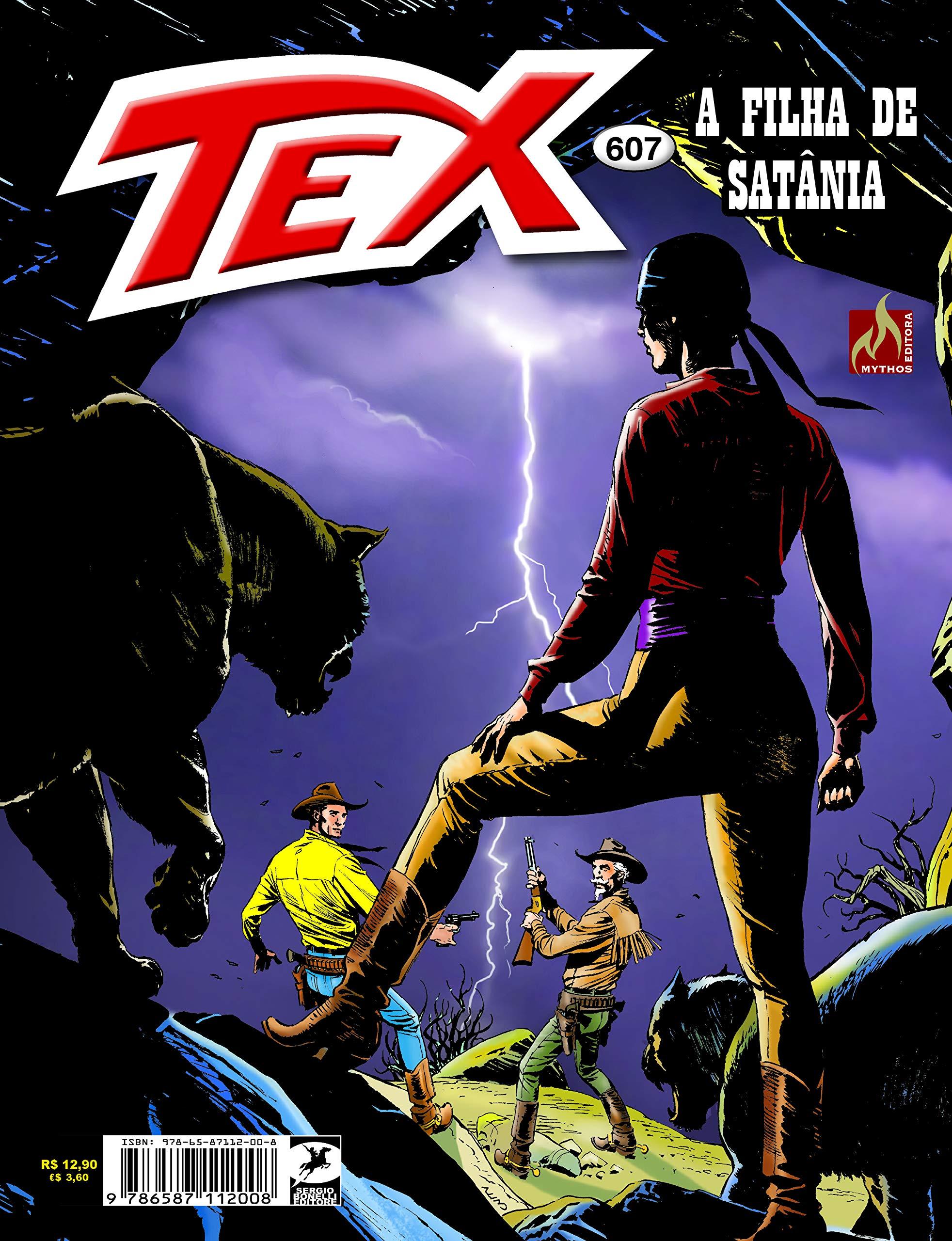 Resenha | Tex 607: A Filha de Satânia