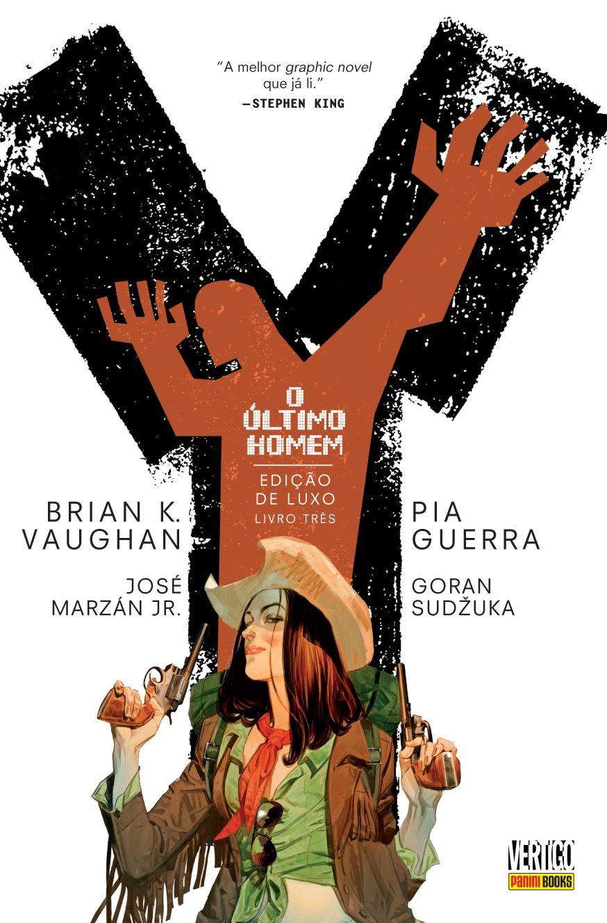 Resenha | Y: O Último Homem – Volume 3