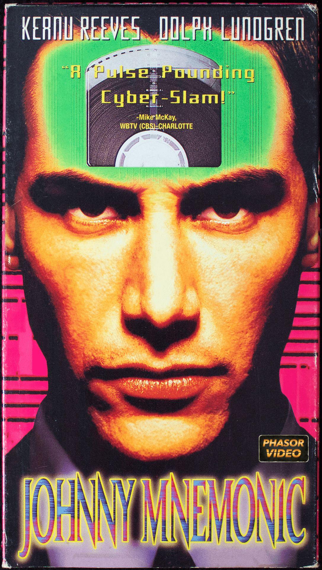 Crítica | Johnny Mnemonic: O Cyborg do Futuro