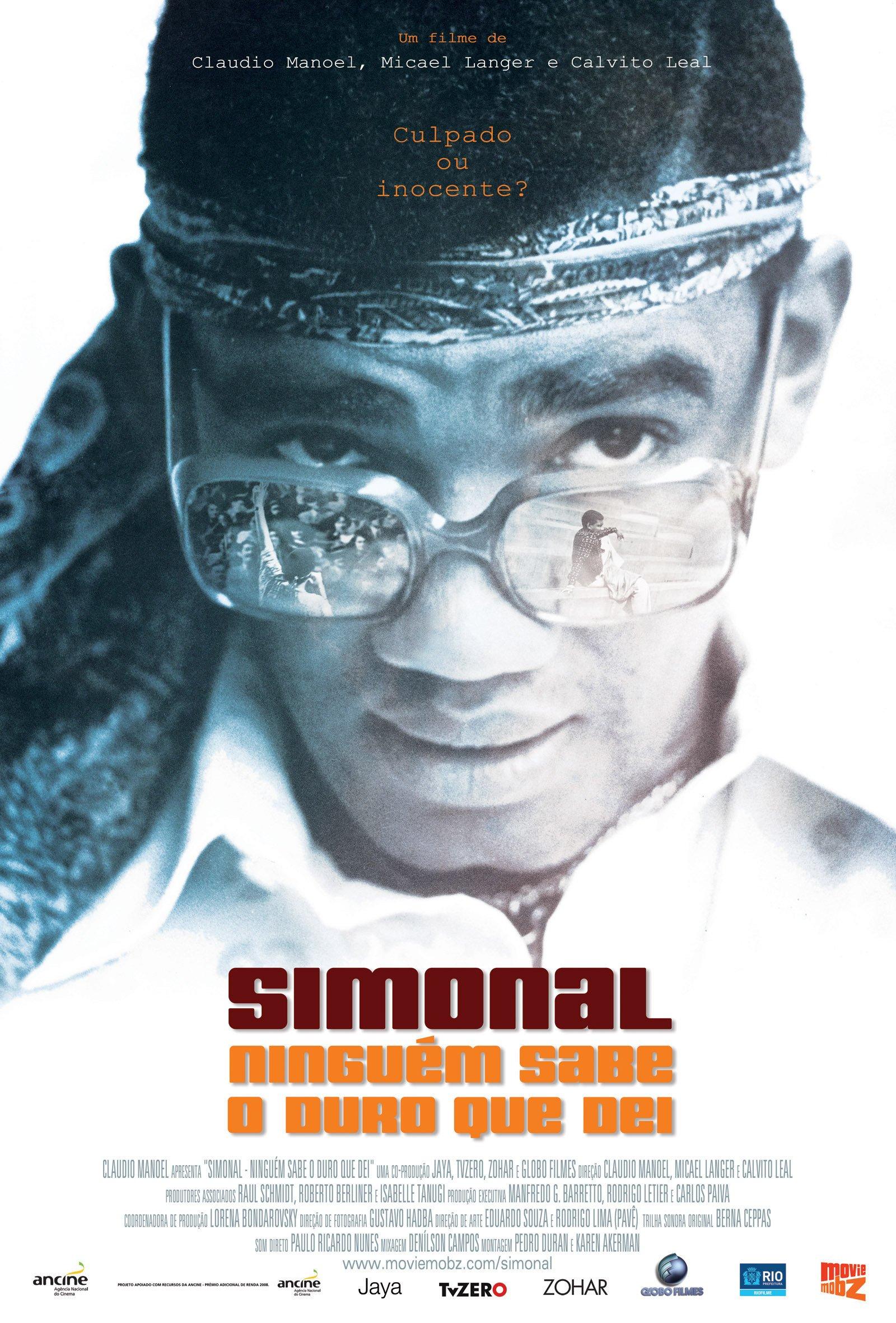 Crítica | Simonal: Ninguém Sabe o Duro que Dei
