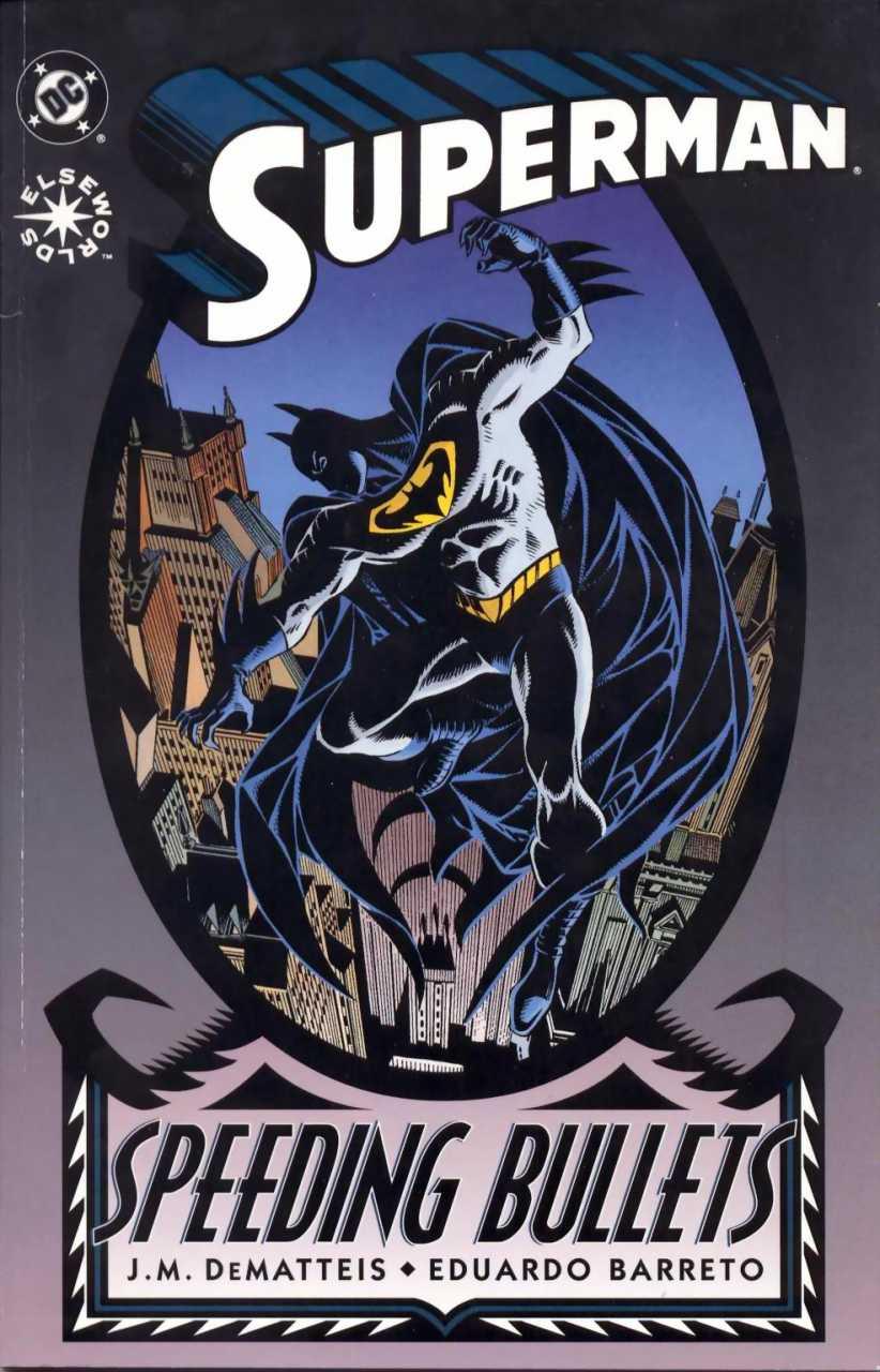 Resenha | Super-Homem: Morcego de Aço