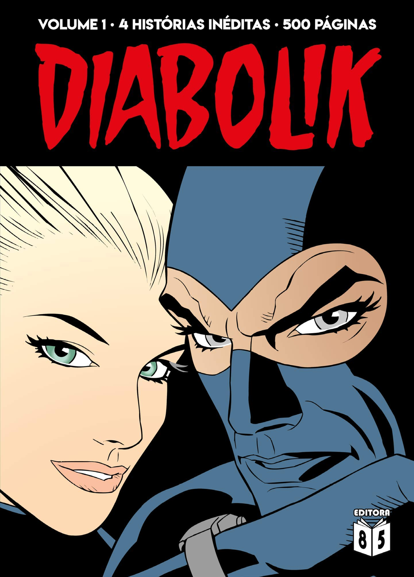 Resenha | Diabolik – Volume 1