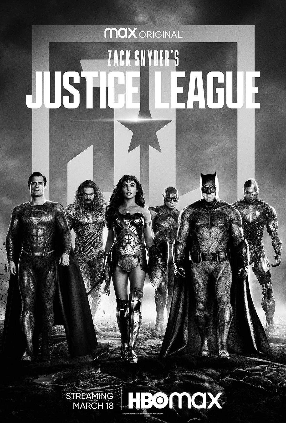 Crítica | Liga da Justiça de Zack Snyder