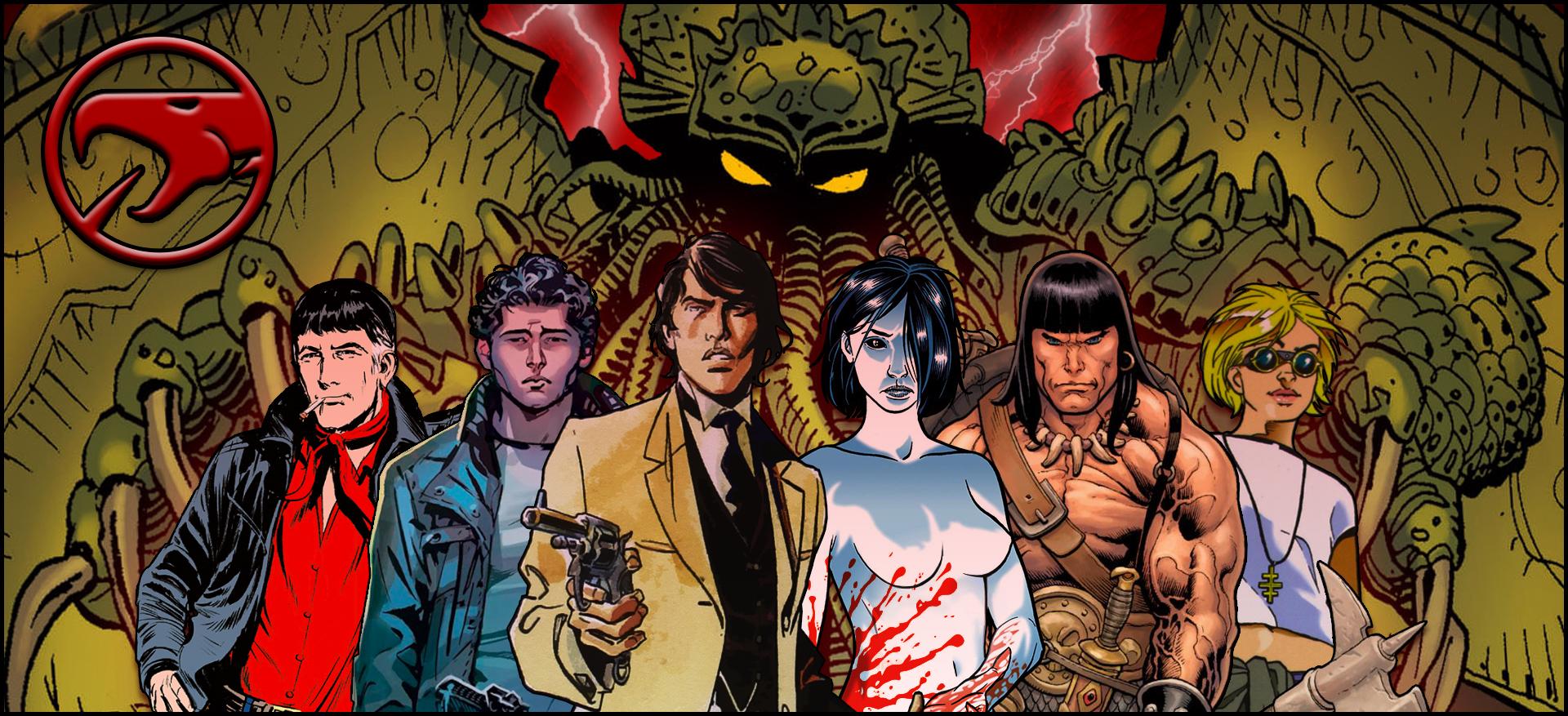 VortCast 93 | Red Dragon Publisher: Conan, Bonelli e o Mercado Editorial