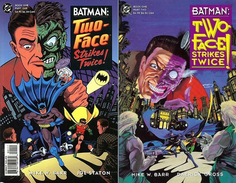 Resenha | Batman: Duas-Caras Ataca Duas Vezes!