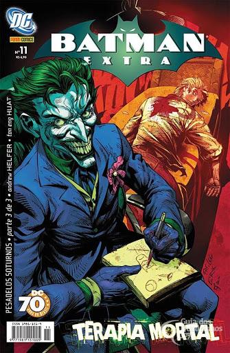 Resenha | Batman Extra N° 11: Terapia Mortal