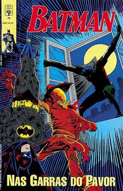 Resenha | Batman Nº 25 (Abril Jovem – 3ª série)
