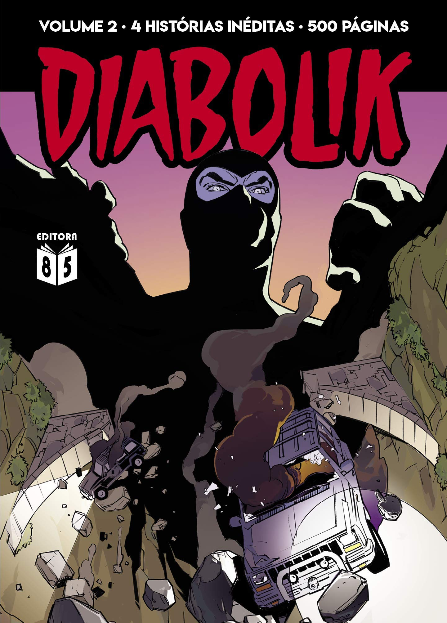 Resenha | Diabolik – Volume 2