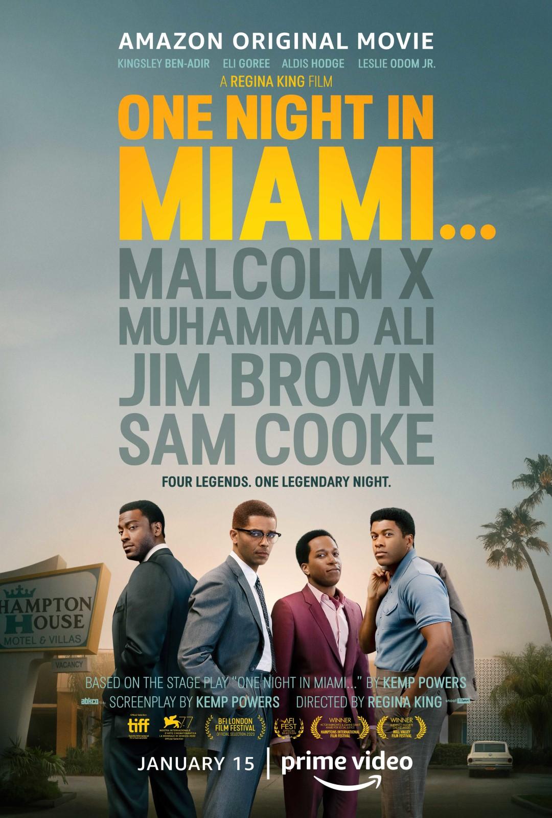 Crítica | Uma Noite em Miami...